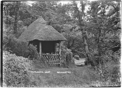 Mitcham's Seat, Selworthy, near Minehead, Somerset, 1912