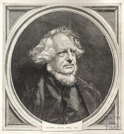 Henry Cole Esq. A. B. 1871