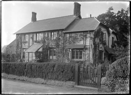 Near Holnicote House, Allerford, Somerset c.1920s