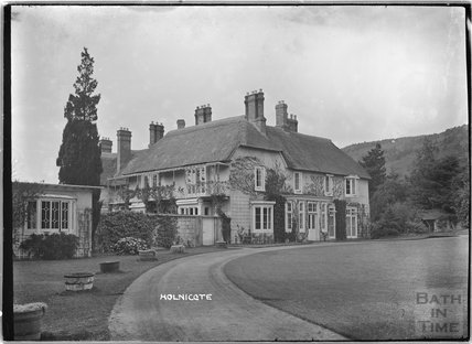Holnicote House, Allerford, Somerset c.1920s