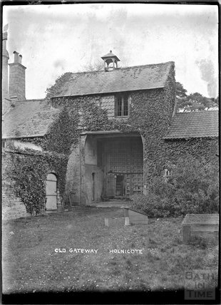 Old Gateway, Holnicote, Allerford, Somerset c.1920s