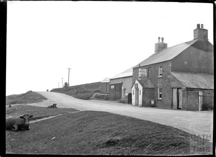 The Warren Inn, Yelverton, near Post Bridge, Dartmoor, Devon 1928