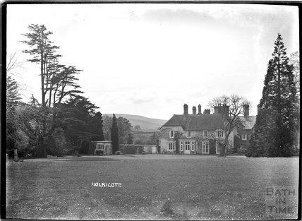 Holnicote House, Allerford, Somerset c.1920s