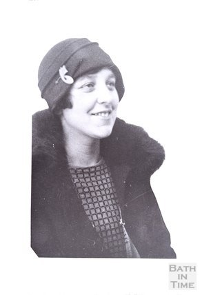 Aunt Blanche Bence, from Avon House, Batheaston c.1910s