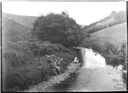 Lynton near Lynmouth, Exmoor, Devon, 1932