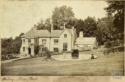 The Priory, Prior Park c.1890