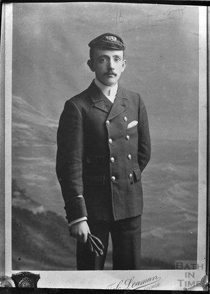 Portrait of a young man c.1900s