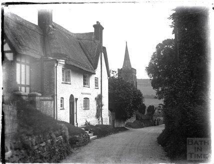 Iwerne Minster, Dorset c.1910s