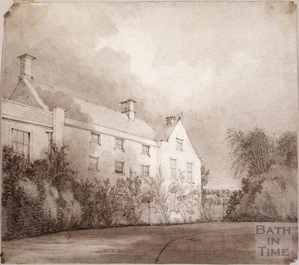 The Grange, Bitton, previously the Rectory and Prebental Manor c.1870s?