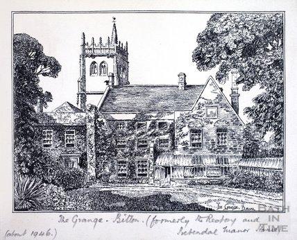 The Grange, Bitton c.1946