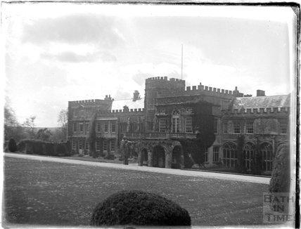 Forde Abbey, Dorset c.1920s