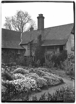 Glebe Cottage, Luccombe, near Minehead, Somerset c.1910s