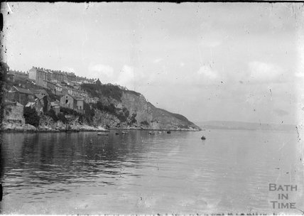 The extended seafront, possibly at Brixham c.1930s