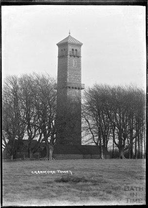 Cranmore Tower, Cranmore, Somerset c.1920s