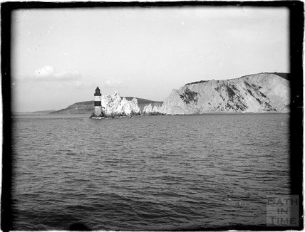 Needles Lighthouse, Isle of Wight 1933