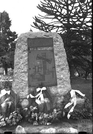 Memorial to Thomas Newcomen, Dartmouth c.1930s