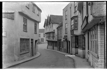 High Street, Axbridge, Somerset c.1930s