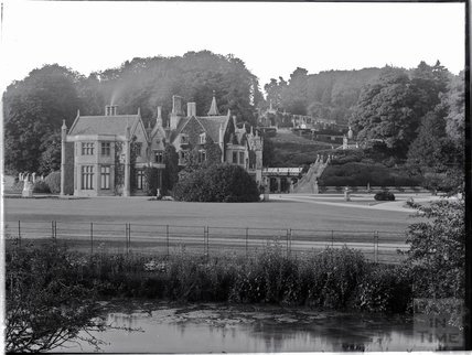 The Manor House, Castle Combe c.1890s