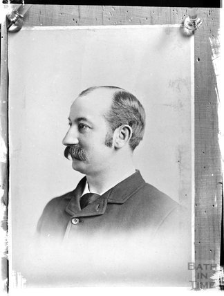 Portrait of an unidentified man c.1880s - 1900s