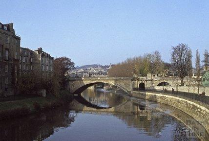 North Parade Bridge, 1979