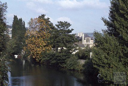 The River Avon, 1979
