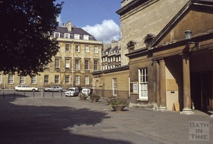 Assembly Rooms, Bath, 1979