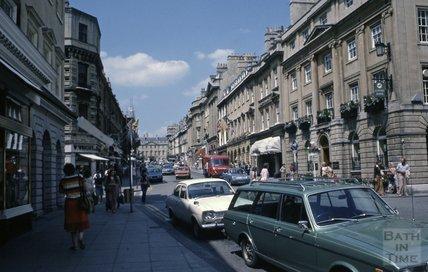 Milsom Street, 1979