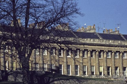 The Royal Crescent, 1979