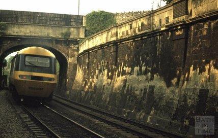 Railway, Sydney Gardens, 1979