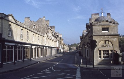 Pulteney Bridge, 1979