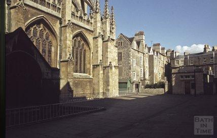 Bath Abbey, 1979
