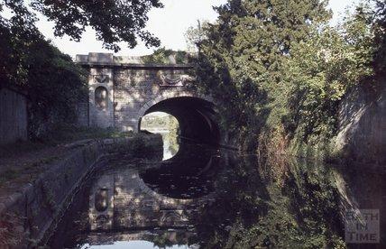 Kennet and Avon Canal, Sydney Gardens, Bath 1979