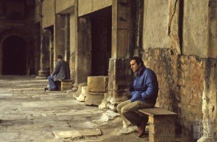 The Roman Baths, Bath, 1979
