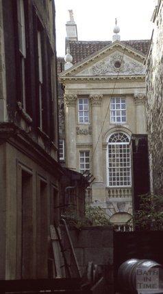Ralph Allen's Town House, 1979