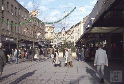 Southgate, Bath 1979