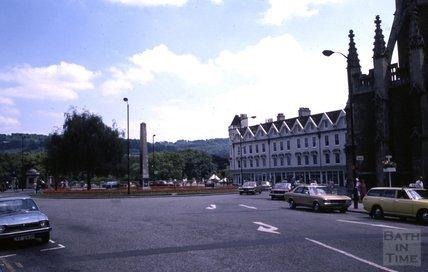 Orange Grove, Bath, 1979