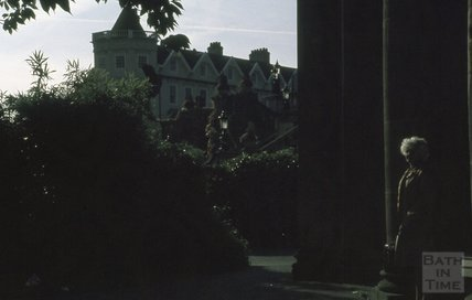 Parade Gardens, Bath, 1979