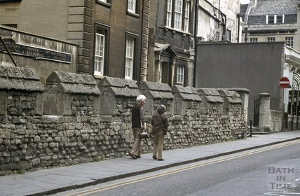 Upper Borough Walls, 1979