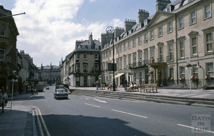 George Street and Edgar Buildings, 1979