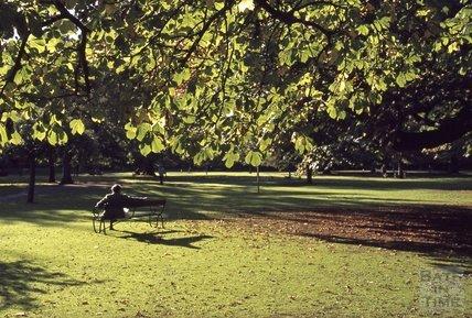 Henrietta Park, Bathwick,Bath, 1979