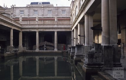 The Roman Baths, 1979