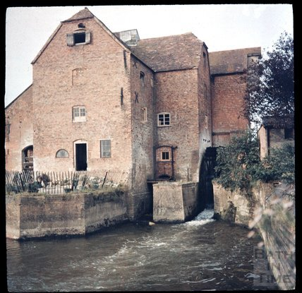 The Old Mill, Tewkesbury, Gloucester, c.1937