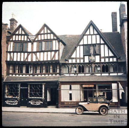 Tewkesbury, Berkley Arms, Gloucester, c.1937