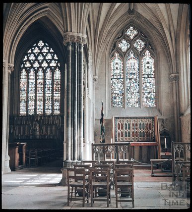 Wells Cathedral, c.1937