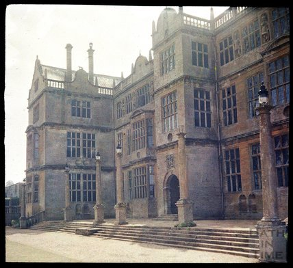 Montacute House, East Facade c.1937