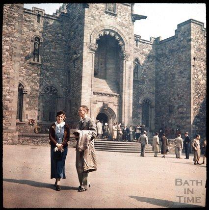 Castle War Memorial, Edinburgh, c.1937