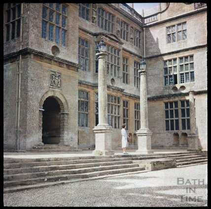 Montacute House, East Porch, c.1937