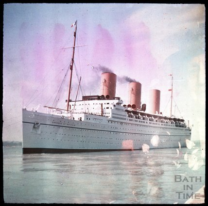 Empress of Britain Liner, c.1937