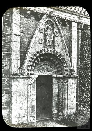 North Doorway, Lullington, c.1910s