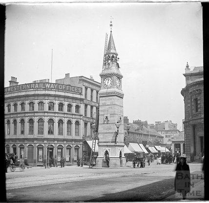 George Street, Plymouth, c.1900